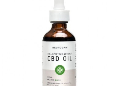 CBD Neurogan Full Spectrum Oil 3000mg (60ml)
