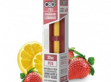 CBD Vape Pen – Strawberry Lemonade