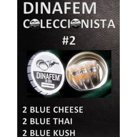 Dinafem Coleccionista #2