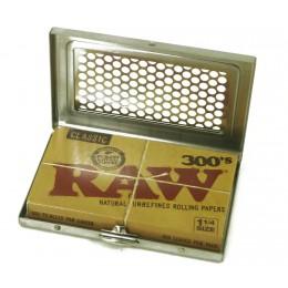 Raw shredder steel case for all 300's