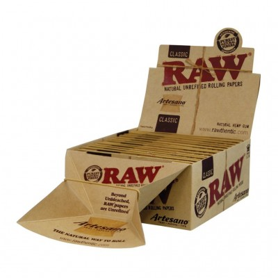 Raw artesano king size slim