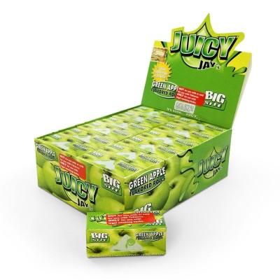 Juicy jay's green apple rolls