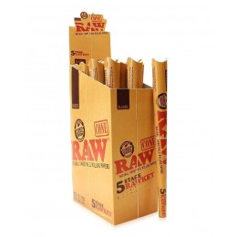 Raw cones 5 stage rawket