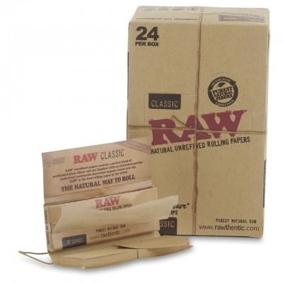 Raw connoisseur 1 ¼