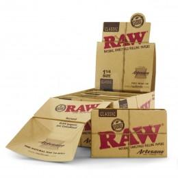 Raw artesano 1 ¼