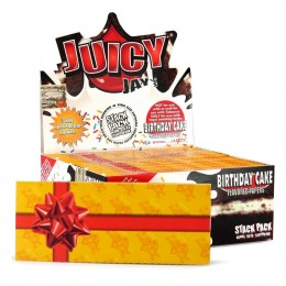 Juicy jay's birthday papers king size slim