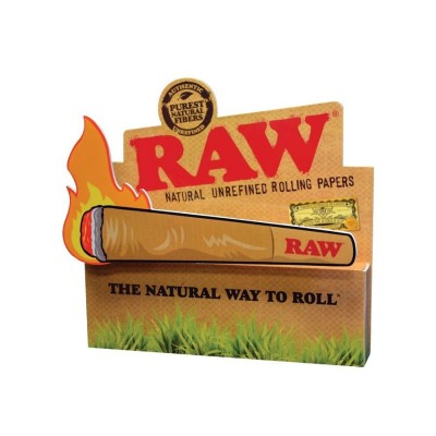 Raw wobbler
