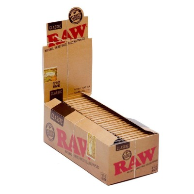 Raw classic papers 1 ½