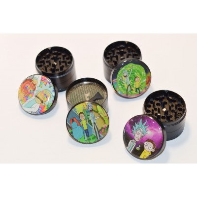 Grinder rick & morty