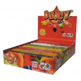 Juicy jay's mix box king size slim