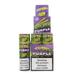 Cyclones hemp purple
