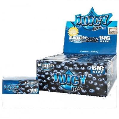 Juicy jay's blueberry rolls