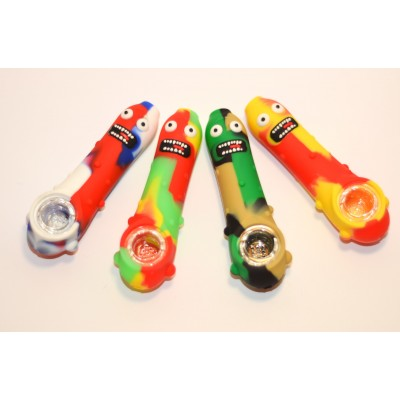 Silicone pipe pickle ricky ii