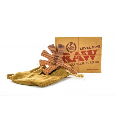 Raw level five holder