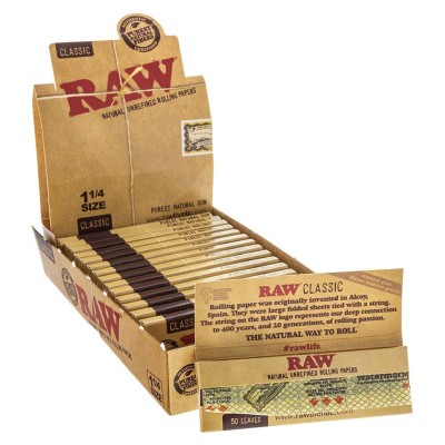 Raw classic papers 1 ¼