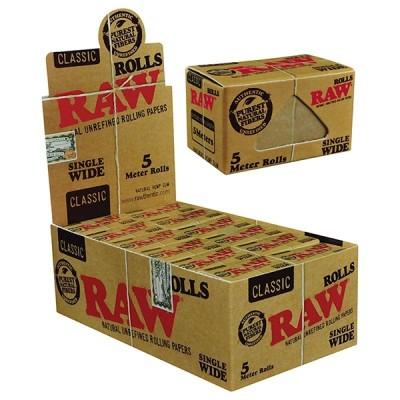 Raw classic rolls sw