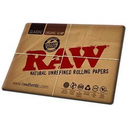 Raw classic counter mat - tray