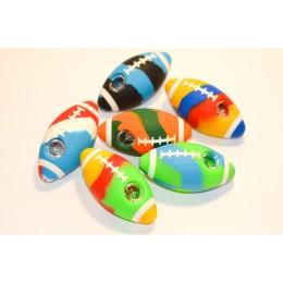Silicone pipe ball