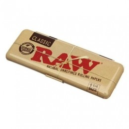 Raw metal paper case 1 ¼