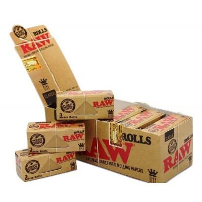 Raw classic rolls king size