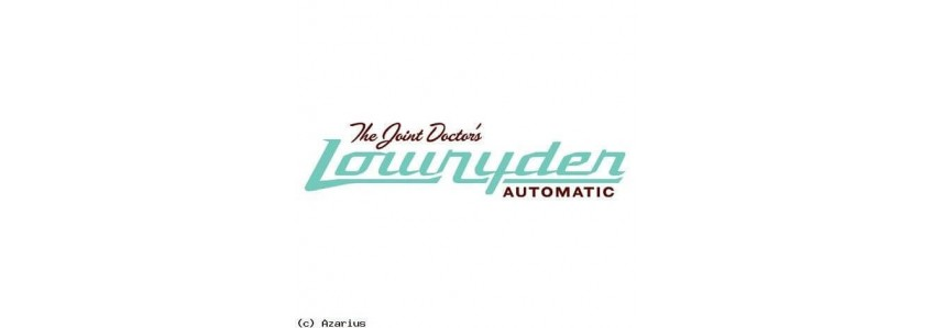 Joint Doctor Lowryder