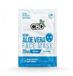 CBD Aloe Vera Face Mask