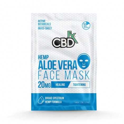 CBD Aloe Vera Face Mask (Маска для лица с Алоэ)