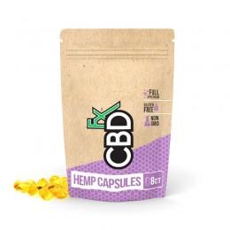 CBD Gel Capsules 200mg (8шт)