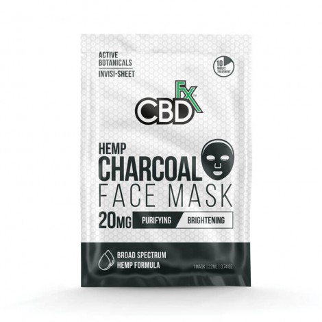 CBD Charcoal Face Mask