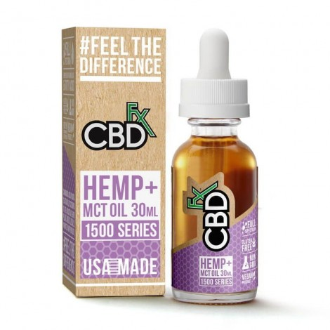 CBD Oil Tincture 1500mg (30ml)