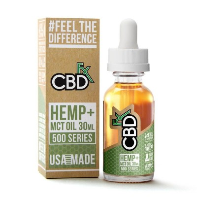 CBD Oil Tincture 500mg (30ml)