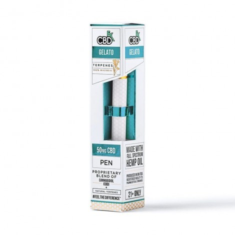 Gelato CBD Terpenes Vape Pen – 50mg