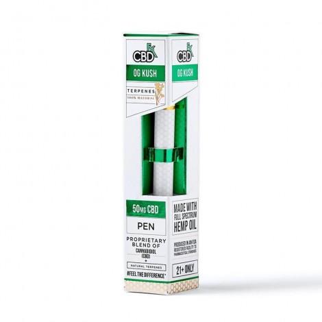 OG Kush CBD Terpenes Vape Pen – 50mg