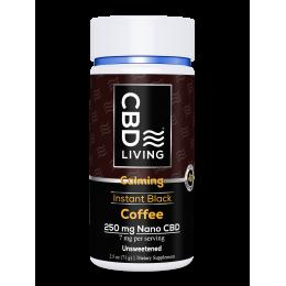 CBD Кофе - Instant Black 250mg