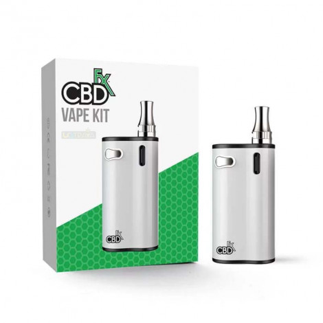 CBDfx Vape Kit для испарения CBD жидкостей