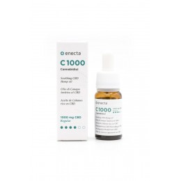 CBD Enecta Oil Tincture 1000mg (10ml)