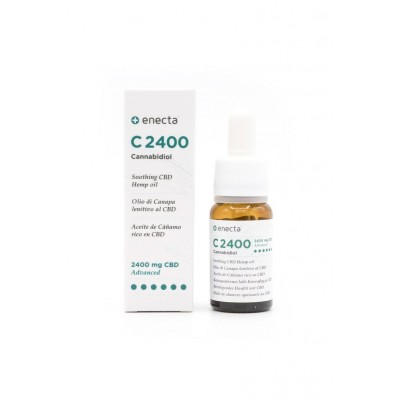 CBD Enecta Oil Tincture 2400mg (10ml)