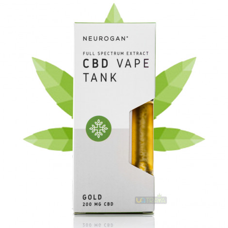 CBD Vape Oil Tanks Neurogan Full Spectrum (Картридж 200mg) Hemp