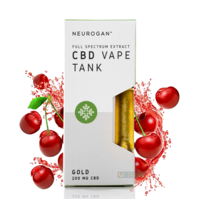 CBD Vape Oil Tanks Neurogan Full Spectrum (Картридж 200mg) Cherry