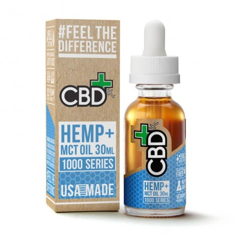 CBD Oil Tincture 1000mg (30ml)