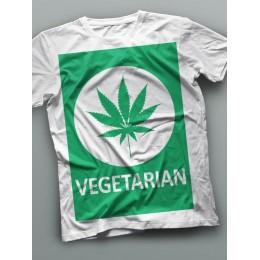 Футболка Vegeterian