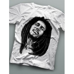 Футболка Bob Marley 3