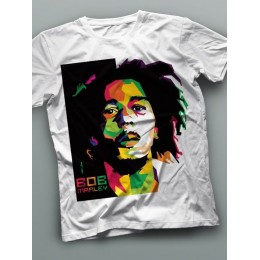 Футболка Bob Marley 6