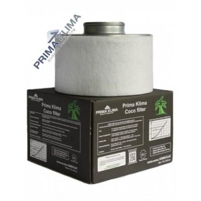 Угольный фильтр 200-250 м3/ч, 100 мм