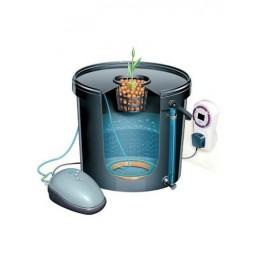 Гидропонная система DWC 3 pots 80