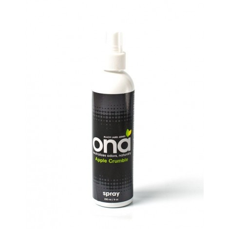 Ona Spray 250 ml Black Label Series (Apple Crumble)