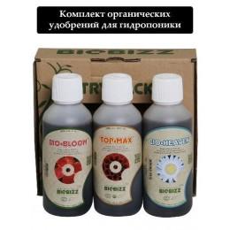 Комплект Biobizz Try-pack: Hydro-Pack (органика)