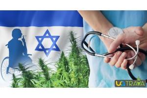 Израиль разрешит экспорт медицинской марихуаны